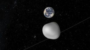 El asteroide que pasará cerca la Tierra y servirá para probar un sistema de alerta temprana