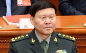 China: Se suicida un militar de alto rango acusado de corrupción