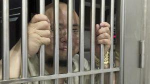"""Un disidente chino fue condenado a ocho años de cárcel por """"subversión"""""""
