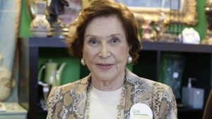 Murió Carmen Franco Polo, la única hija del dictador Francisco Franco