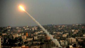 Israel sufre otro ataque en una semana: dos cohetes lanzados desde Gaza cayeron en su territorio