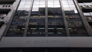 """La Justicia uruguaya investiga una """"megaestafa"""" a medio centenar de clientes del Banque Heritage"""