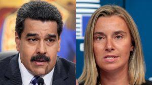 """La Unión Europea reclamó elecciones """"libres, creíbles y transparentes"""" en Venezuela"""