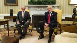 """Donald Trump le pidió a Pedro Pablo Kuczynski que los países de la región """"trabajen juntos para restaurar la democracia en Venezuela"""""""