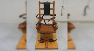 El Senado de Carolina del Sur aprobó la silla eléctrica debido a la falta de inyecciones letales