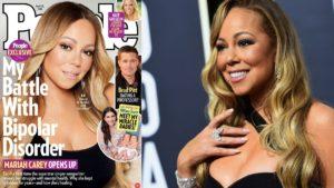 Mariah Carey y su inesperada confesión sobre la enfermedad mental que padece