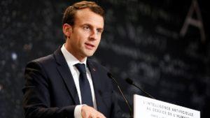 """Emmanuel Macron dijo que Bashar al Assad uso gas cloro para matar a civiles y que habrá una respuesta """"cuando sea útil y efectiva"""""""