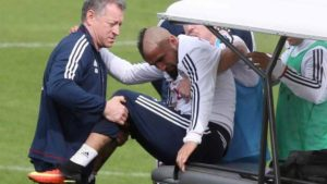 La peor noticia para el Bayern Múnich: Arturo Vidal no jugará ante el Real Madrid y se pierde el resto de la temporada