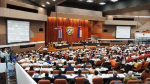 Comenzó la histórica sesión de la Asamblea Nacional cubana que nombrará al sucesor de los Castro