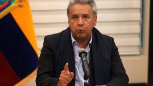 """Lenín Moreno pidió ayuda internacional tras el nuevo secuestro perpetrado por """"Guacho"""" y su grupo disidente de las FARC"""