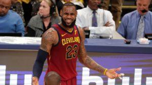 """NBA: LeBron James cayó en la trampa de su rival y se sintió como """"un niño de escuela primaria"""""""