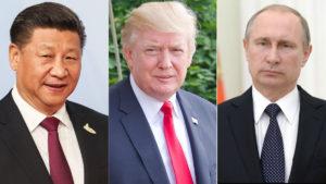 """De la Guerra Fría al """"Gran Juego"""": así es la nueva disputa de poder que enfrenta a las grandes potencias"""