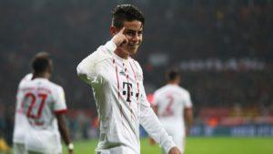 James Rodríguez vuelve al Santiago Bernabéu: qué hará si le marca un gol al Real Madrid