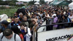 La OEA se reúne para debatir la crisis humanitaria en Venezuela y su impacto en la región