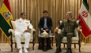 """El régimen iraní aumenta su presencia en América Latina y se apresta a """"transferir experiencia militar"""" a Bolivia"""