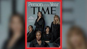"""La revista Time eligió a quienes """"quebraron el silencio"""" sobre los abusos sexuales como personajes del año"""