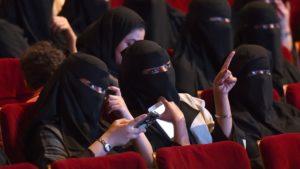 Arabia Saudita levantará la prohibición a los cines después de 35 años