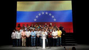 La oposición venezolana calificó de fraudulentas las elecciones municipales del domingo