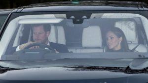 El desagradable mensaje que una persona de la Casa Real le envió a Meghan Markle durante un almuerzo navideño